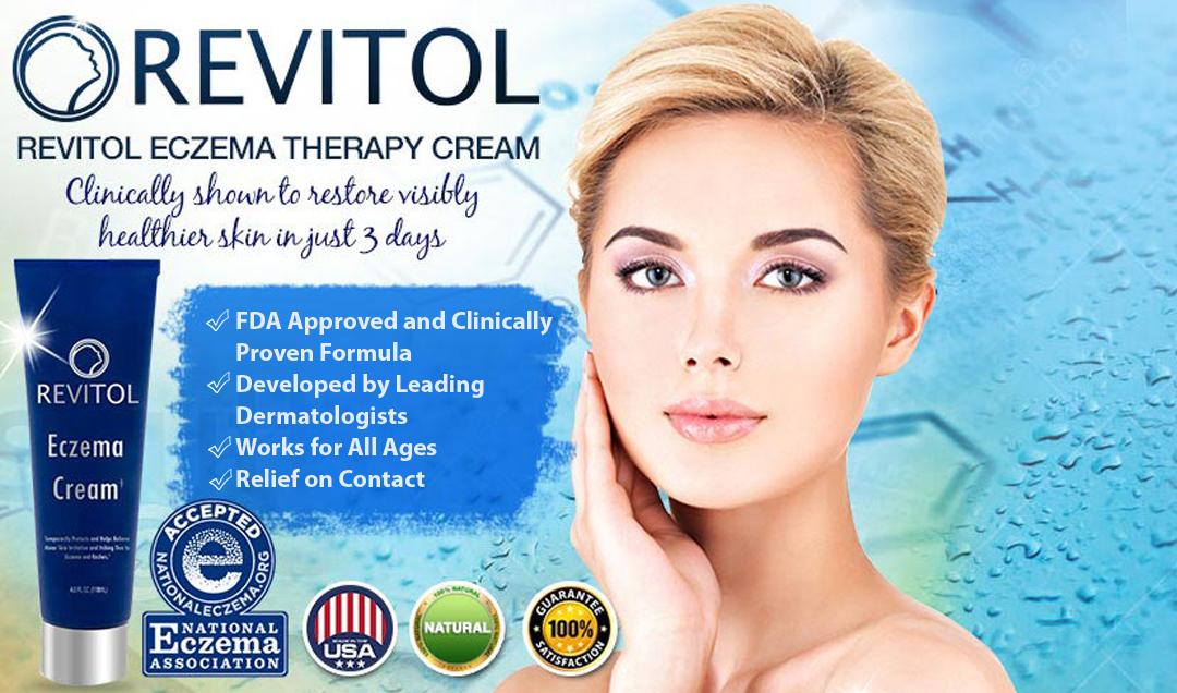 Revitol Eczema Therapy Cream