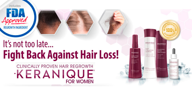 Keranique Hair Regrowth Treatment Beauty Best Reviews