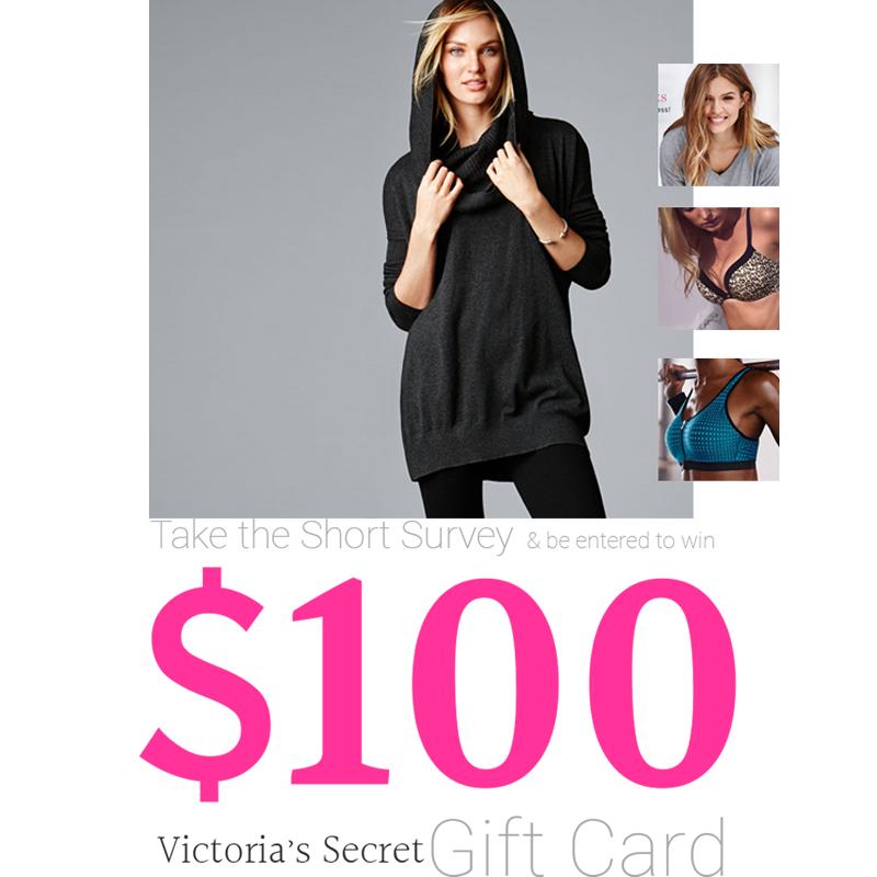 victoria's secrets voucher